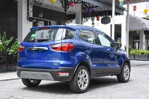 Những nâng cấp đáng giá trên Ford EcoSport 2020