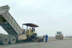 Cao tốc Bắc - Nam đoạn Cao Bồ - Mai Sơn đang thi công thế nào?