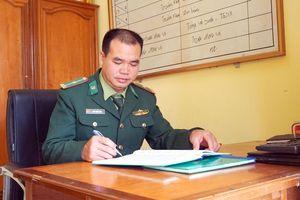 Thầy giáo quân hàm xanh 'gieo chữ' nơi biên cương