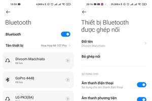 6 cách xử lý khi điện thoại không thể kết nối Bluetooth