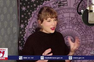 Taylor Swift thắng lớn tại Giải thưởng Âm nhạc Mỹ 2020