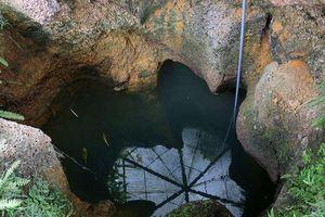 Bí ẩn 99 giếng cổ thiên tạo trong một làng ở Hà Nội