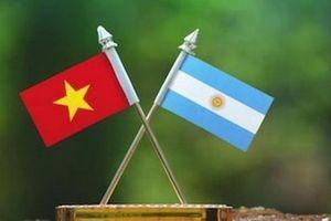 Việt Nam - Argentina: Hướng tới đa dạng mặt hàng xuất khẩu