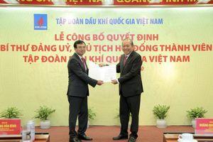 Phó Thủ tướng Trương Hòa Bình trao Quyết định Chủ tịch Hội đồng thành viên Tập đoàn Dầu khí