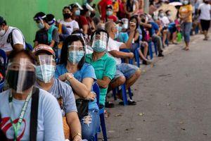 Philippines tính chi hơn 1,5 tỷ USD mua vaccine Covid-19