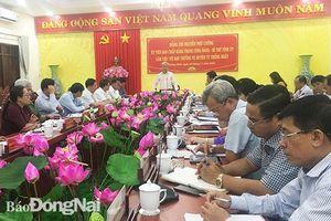 Sớm đưa nghị quyết Đại hội Đảng bộ huyện vào cuộc sống