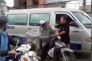 Ứng xử có văn hóa khi xảy ra va chạm giao thông