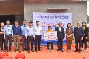 Hỗ trợ xây nhà cho phụ nữ nghèo tại huyện Đầm Hà