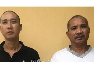 Tạm giữ ổ nhóm gây ra 13 vụ trộm cắp vật nuôi tại Bắc Giang