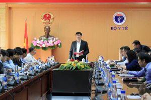Bộ trưởng Y tế Nguyễn Thanh Long: Nguy cơ lây nhiễm Covid-19 từ các nước vào Việt Nam rất lớn