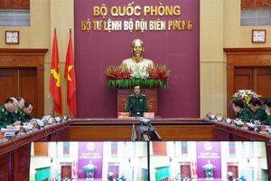 Công tác chuẩn bị giao lưu quốc phòng biên giới Việt – Trung lần thứ 6