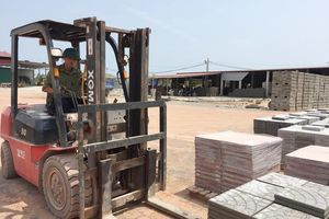 Quảng Bình: Tăng cường công tác quản lý vật liệu xây dựng