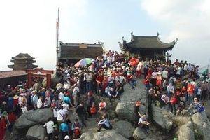 Xây dựng hồ sơ đề nghị công nhận Yên Tử là di sản thế giới