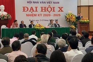 Khai mạc Đại hội Hội Nhà văn Việt Nam lần thứ X