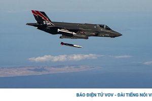 Tiêm kích tàng hình F-35 ném thử bom hạt nhân B61-12