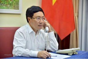Tiếp tục hợp tác chặt chẽ, làm sâu sắc hơn nữa quan hệ Việt Nam - Angola