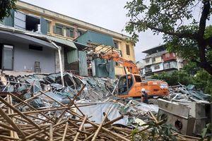 Chốt thời hạn xử lý dứt điểm vi phạm tại dự án cống hóa mương Nghĩa Đô, Phan Kế Bính