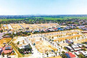 Địa ốc Bắc Quảng Nam 'ăn trả bữa'