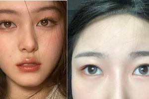 Mua kính áp tròng đang 'hot' trên mạng, một loạt khách hàng kêu ca vì kính làm lệch cả mắt