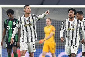 Barcelona thắng đậm, Ronaldo giúp Juventus vượt khó