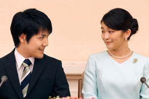 Công chúa Nhật vẫn có tước vị dù lấy chồng thường dân