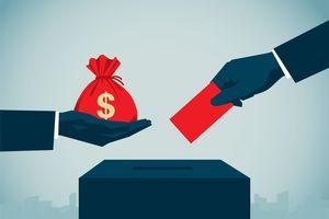 Nhận 'trái đắng' dù đổ hàng chục triệu USD để tranh cử tại Mỹ