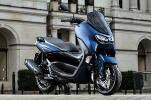 Yamaha NMax 2020 được ra mắt