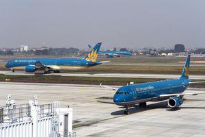 Giả website của Vietnam Airlines để lừa đảo tiền vé