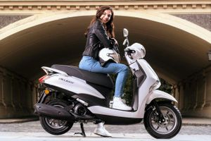 Yamaha Latte được ra mắt tại châu Âu
