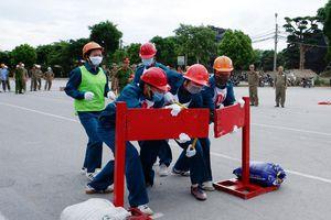 An toàn lao động để bảo vệ cư dân