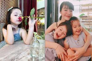 'Tan chảy' trước loạt ảnh xinh xắn mới nhất của con gái Elly Trần