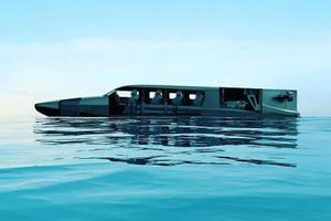 Tàu lặn Victa, 'đẳng cấp 007' bán ra tới hơn 200 tỷ đồng