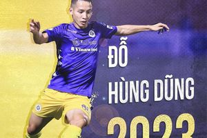 Hà Nội FC 'trói chân' Quả bóng vàng Việt Nam thêm 3 năm