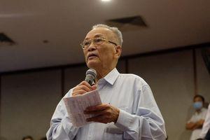 Nguyên Bí thư Đà Nẵng nói về chống tham nhũng: Khó nhưng vẫn tiếp tục làm