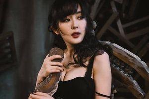 Chẳng những xinh đẹp, Dương Mịch còn có body 'gợi cảm từng centimet' khiến fan 'xịt máu mũi'