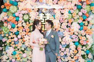 Bộ ảnh đám hỏi đẹp như mơ của thiếu gia Phan Thành và Primmy Trương