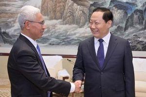 Tăng cường hợp tác kinh tế - thương mại giữa các địa phương Việt Nam với thành phố Trùng Khánh và tỉnh Tứ Xuyên (Trung Quốc)
