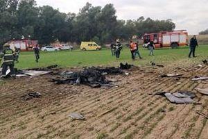 Trực thăng quân sự của Israel bị rơi