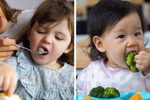 Mẹo 'nhỏ mà có võ' giúp con tạm biệt thực phẩm không lành mạnh, chịu ăn rau củ và những món tốt cho sức khỏe