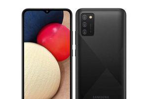 Samsung giới thiệu Galaxy A02s với pin 5.000 mAh, sạc nhanh, 3 camera sau, giá hấp dẫn