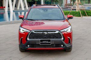 Bảng giá xe Toyota tháng 11/2020