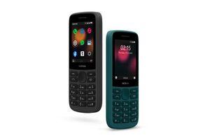 Nokia 215 4G lên kệ tại Việt Nam