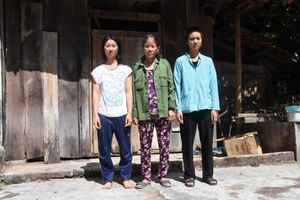 Xót xa gia cảnh cô gái bị ung thư xin giúp đỡ chữa bệnh cho mẹ và hai em