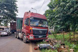 Đồng Nai: Container gây tai nạn liên hoàn khiến 3 người thương vong