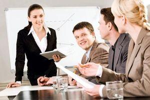 Bổ nhiệm nữ giới vào ban điều hành sẽ là một hạn ngạch bắt buộc đối với các công ty niêm yết tại Đức
