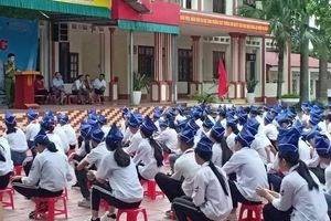 Hội LHPN tỉnh Bắc Giang tổng kết 'Quản lý, giáo dục người thân trong gia đình không phạm tội và tệ nạn xã hội'