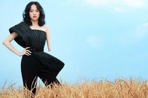 Người mẫu khuyết tay Hà Phương hóa 'thiên thần đồng quê'