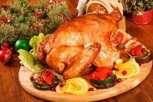 Khám phá những món ăn truyền thống trong lễ Giáng sinh