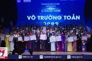 Vinh danh 50 nhà giáo đạt giải Võ Trường Toản năm 2020