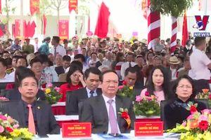Xã Ninh Hiệp, Gia Lâm, Hà Nội đón nhận danh hiệu Anh hùng lực lượng vũ trang Nhân dân